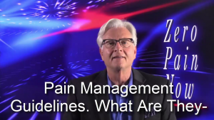 pain management guidelines